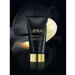 LIERAC PREMIUM - THE SUPREME MASK Absolute Anti-aging 75ML