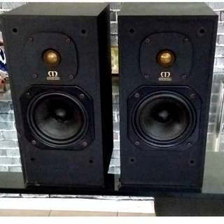 CNY Offer $168. Monitor 7 vintage speakers