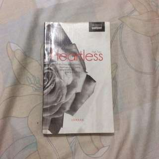 HEARTLESS PT.2 BOOK BY JONAXX