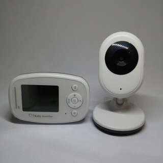 Wireless Digital Video Baby Monitor