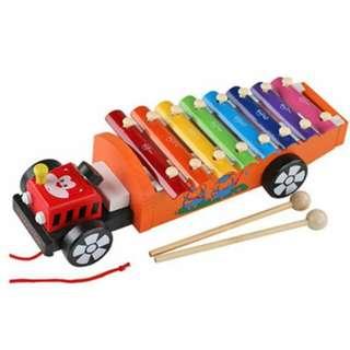 Tractor Xylophone