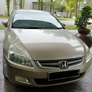 Honda Accord 2.0 i-VTEC (Auto) 2004