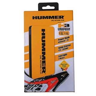 Hummer H3 Multifunctional Power bank  V6 3.5L