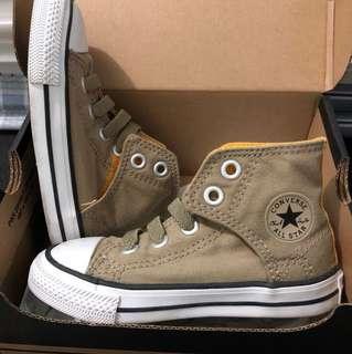 Converse Kids Chuck Taylor All Stars High Sandy Khaki