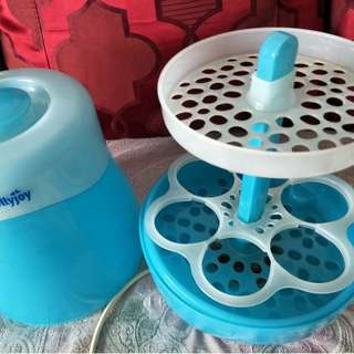 Tollyjoy bottle sterilizer