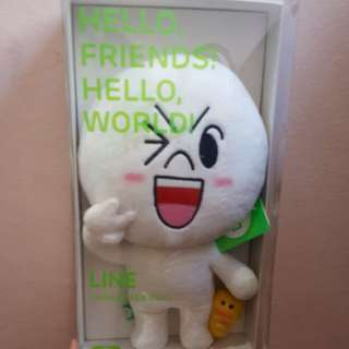 Line Moon Original Plush toy