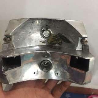 Vespa PX Taillight Bracket