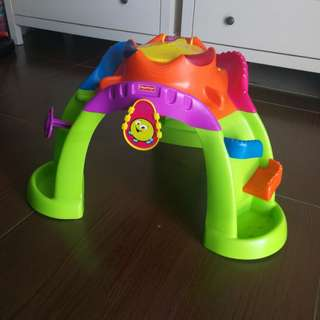 Fisher price stand up ballacano