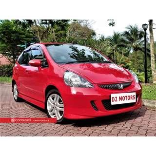 Honda Jazz 1.3A (COE till 11/2026)