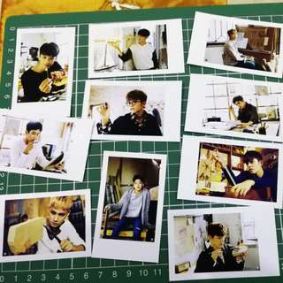 [READY STOCK] SEVENTEEN'S POLAROID PC