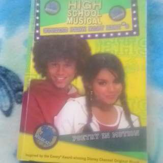 Highschool musical Book