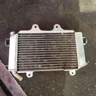 Ktm 390 radiator
