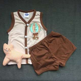 Miff by FIFFY baby set