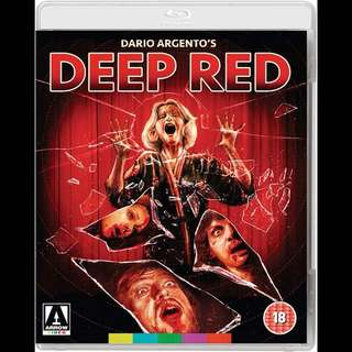 Deep Red (Arrow Video Blu-ray)