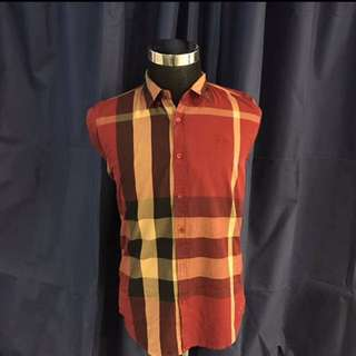 Burberry shirt for 2