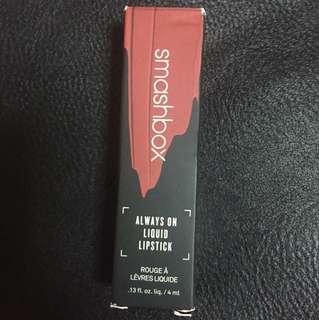 Smashbox liquid lipstick Driver's seat