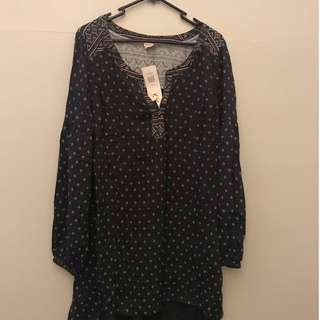 Roxy dress (Size M - womens)