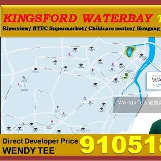 RiverFacing Kingsford Waterbay - Selling fast!