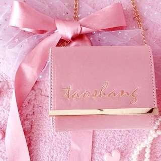 Pink Series Sling Bag
