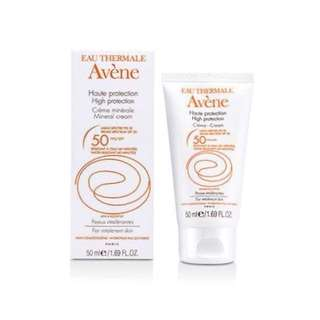 Avène Very High Protection Mineral Cream