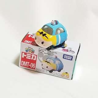 New 全新品 TAKARA TOMY DISNEY MOTOR DMT-06 白雪公主合金車仔一架