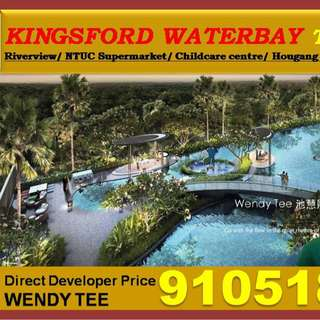 Cheapest and Pool view - Kingsford Waterbay 3 bedroom