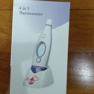 4 in 1 Thermometer