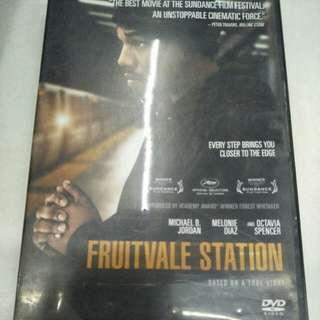 Fruitvale station movie dvd
