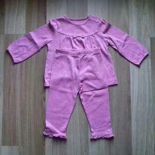 Piyama Bayi Perempuan/Cewek - Mothercare