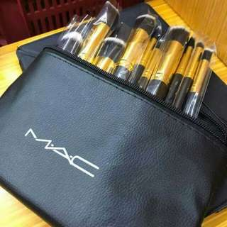 10 pcs. Brush Set