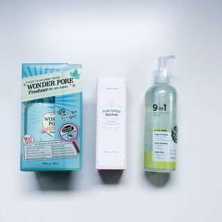 ETUDE HOUSE / THE FACE SHOP SKINCARE
