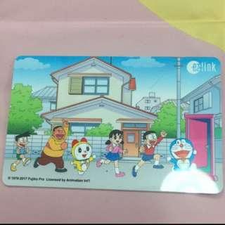 🆕Limited Edition Doraemon Ezlink Card Design 2