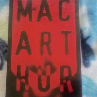 Mac Arthur by Bob Ong