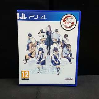 PS4 Root Letter (Used Game)