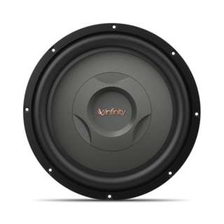 Infinity 1200s High Performance Shallow Mount Mobile Subwoofer 12''