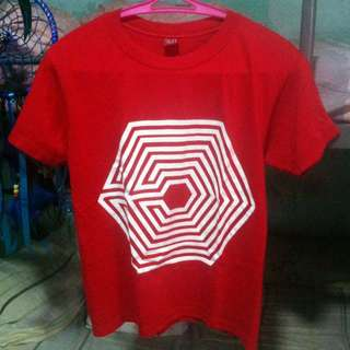 EXO KAI Overdose Shirt (unofficial merch)