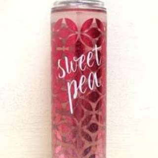 Authentic Bath and Body Works Mist