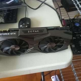 1080TI GRAPHICS cards for sale