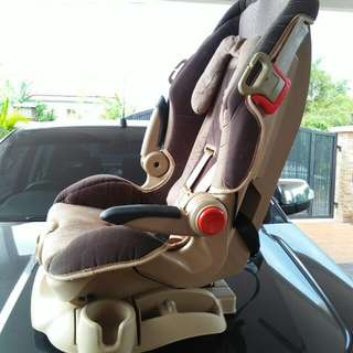 Brown Carseat