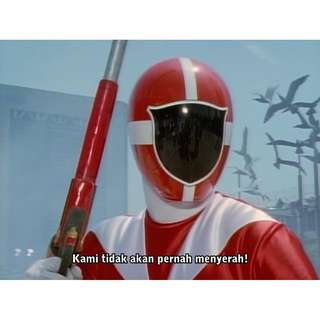 Kyuukyuu Sentai Go Go V Teks Indonesia Episode Lengkap