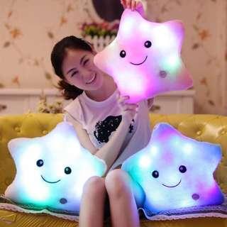 7 Light pillow Star