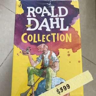 [ 英國直送 ] ✈️   Roald Dahl Collection (硬禮盒裝)  (共15本)