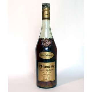 Hennessy 1970s Cuvee Superieure Cognac