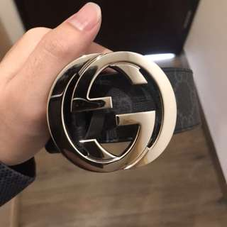 GUCCI BELT ORIGINAL 100%