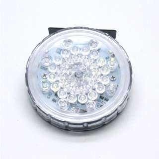 LAMPU KOLONG BULAT 2853 LED ICE BLUE
