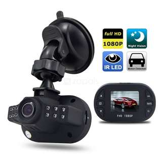 Full HD 1080P Vehicle Blackbox DVR with G-Sensor