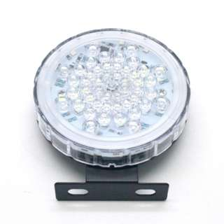 LAMPU KOLONG BULAT 2853 LED WHITE
