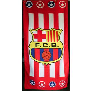 Barcelona Football Club Extra Large Microfiber Towel I