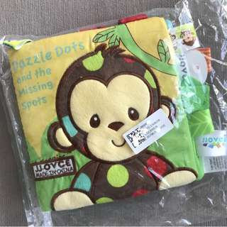 Baby cloth book