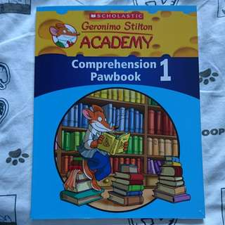Comprehension Pawbook 1